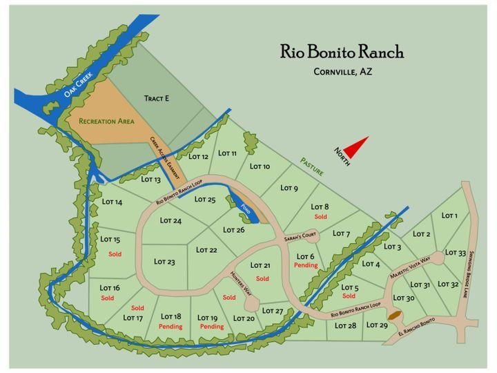 220 S Bonito Ranch Loop Cornville AZ Home. Photo 9 of 9
