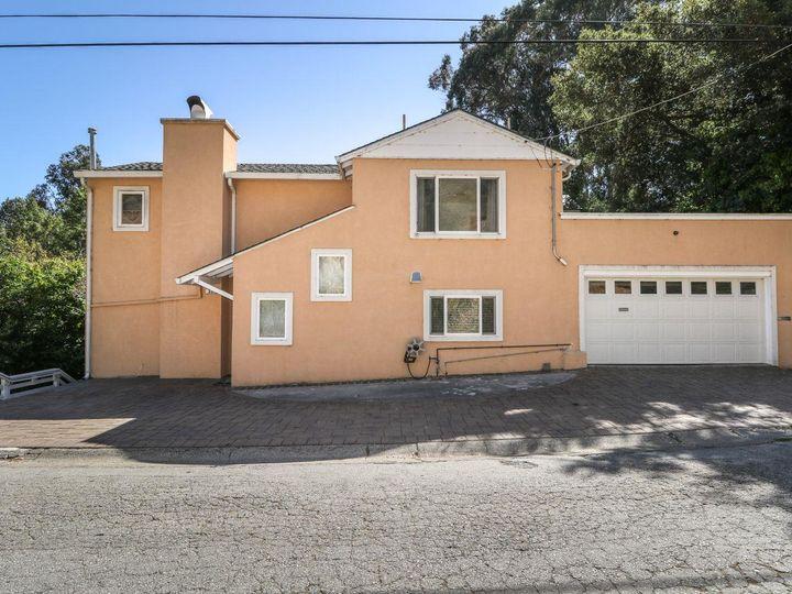 33 Via Canon Millbrae CA Home. Photo 2 of 40