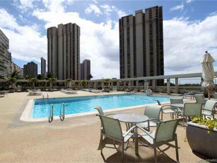 Ala Moana Hotel Condo condo #629. Photo 1 of 10
