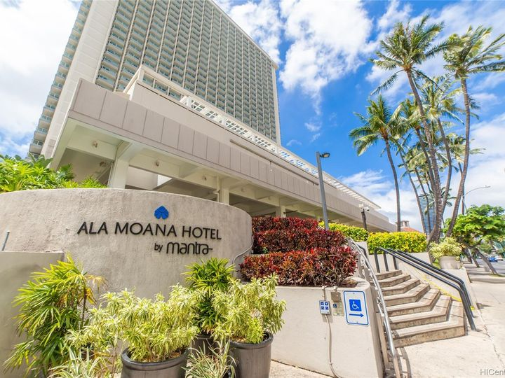 Ala Moana Hotel Condo condo #922. Photo 1 of 19