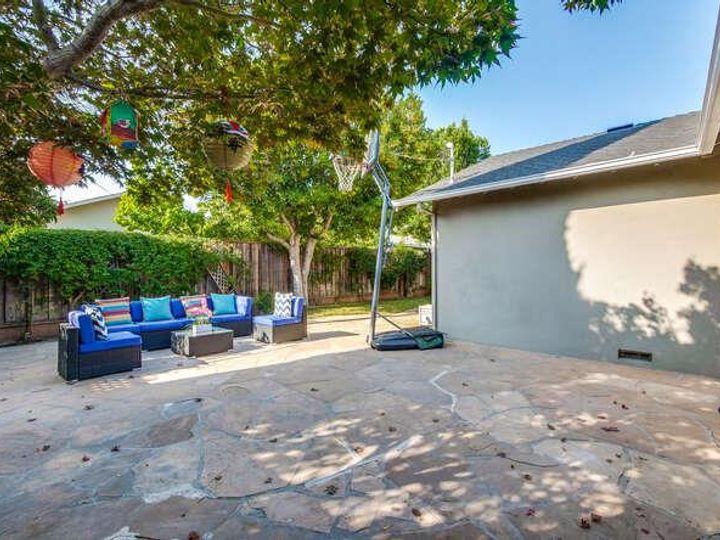 764 Islay Ct Sunnyvale CA Home. Photo 27 of 28