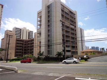 1137 Wilder Ave unit #604, Makiki Area, HI
