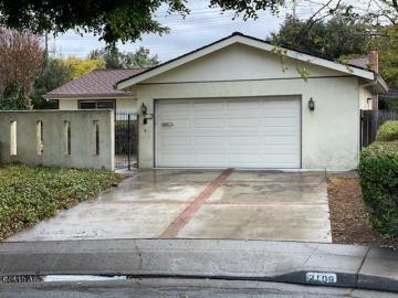 2109 Quinn Ave, Santa Clara, CA