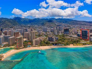 223 Saratoga Rd unit #818, Waikiki, HI
