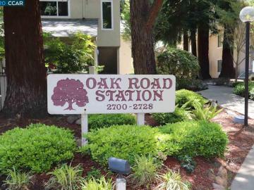 2700 Oak Rd unit #18, Oak Rd Station, CA