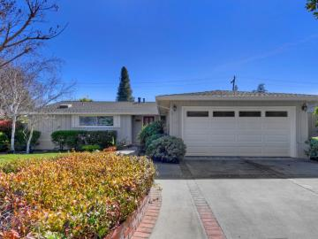 3727 Country Club Dr, Redwood City, CA