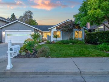 431 Montwood Cir, Redwood City, CA
