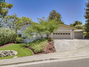 591 Aleta Pl, Pleasant Hill, CA