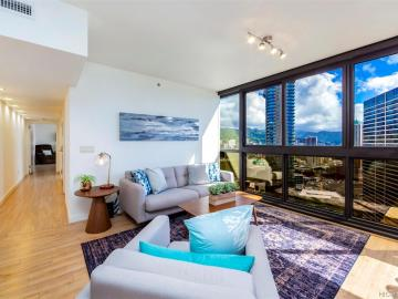 600 Queen St unit #2806, Kakaako, HI