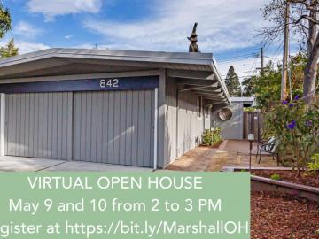 842 Marshall Dr, Palo Alto, CA